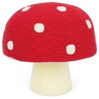 Anne Claire Mushroom Stool: Large