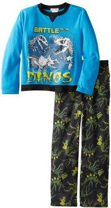Komar Kids Boys 8-20 Dinosaur 2 Piece Pajama Set