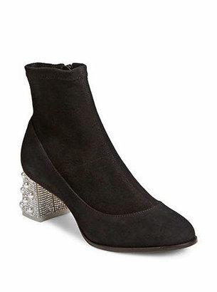 Sophia Webster Felicity Leather Mid-Ankle Boots