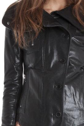 Nicholas K Brock Jacket in Black