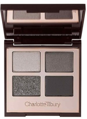 Charlotte Tilbury 'Luxury Palette - The Rock Chick' Color-Coded Eyeshadow Palette - The Rock Chick $53 thestylecure.com