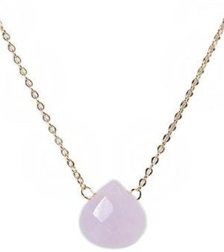 Style Tryst Pear Shaped Stone Necklace