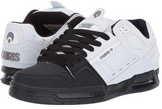 Osiris Peril (White/Grey/Black) Men's Skate Shoes
