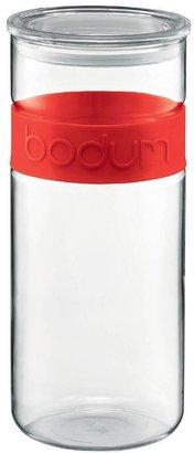 Bodum presso 85-oz. glass storage jar