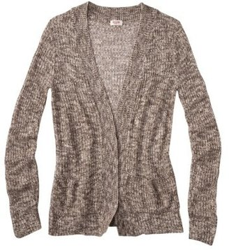 Junior's Open Front Cardigan Sweater