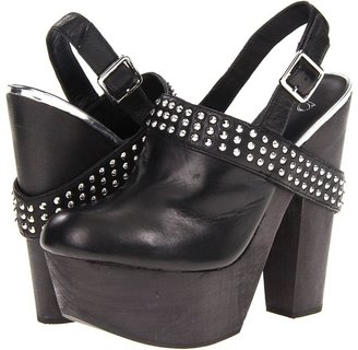 Dolce Vita Pencey by Seline (Black Leather) - Footwear