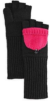 Fraas Girls' Pop-Top Gloves