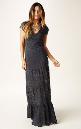 Nightcap SPANISH LACE DEEP V GOWN