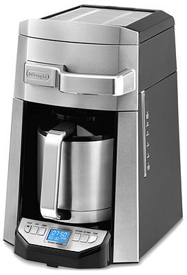 De'Longhi Clearance DCF6212TTC Coffee Maker, 12 Cup Thermal