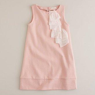 J.Crew Girls' cascade dress