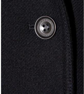 Burberry Daylesmoore wool-blend coat
