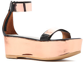 Jeffrey Campbell The Lars Shoe in Rose Gold