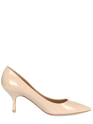 Valentino 65mm Patent Pointy Pumps