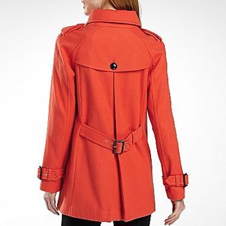 JCPenney Worthington® A-Line Coat