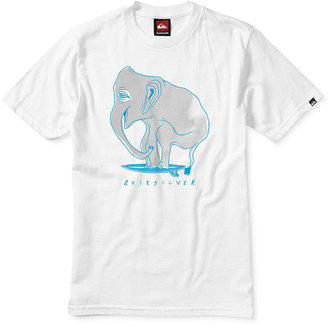 Quiksilver T-Shirt, Boys Stomping Ground Tee