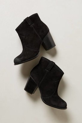 Anthropologie Normandy Booties