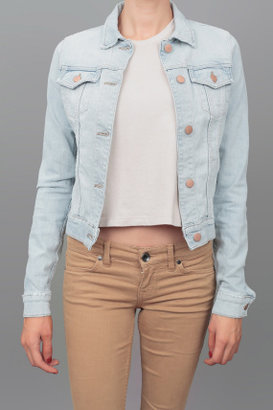 J Brand Denim Jacket Atomic