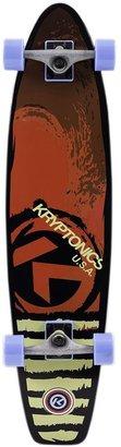 Kryptonics 36-in. red tide longboard