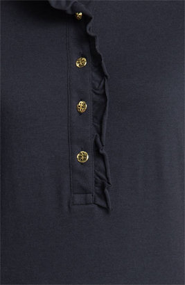 Tory Burch 'Lidia' Short Sleeve Polo