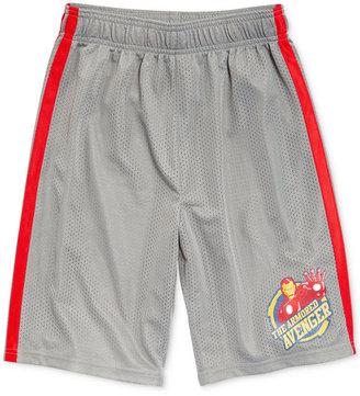 Iron Man Epic Threads Boys' Mesh Shorts