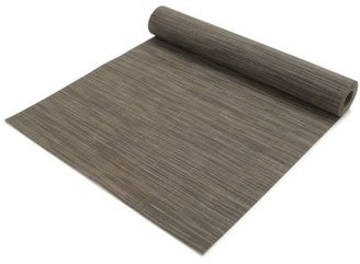 Chilewich Charcoal Bamboo Runner