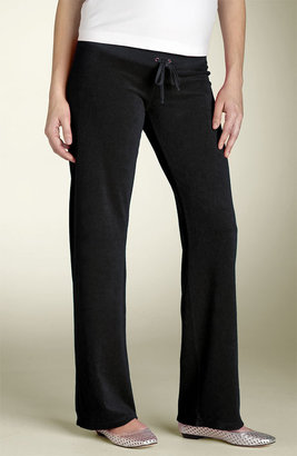 Juicy Couture Maternity Terry Pants