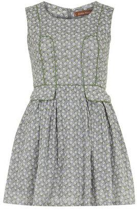 Dorothy Perkins Jolie Moi Grey daisy print dress