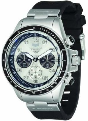 Vestal Unisex ZR2CS Rubber Chrono Case With Silicone Band Watch