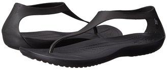 Crocs - Sexi Flip Women's Sandals $30 thestylecure.com