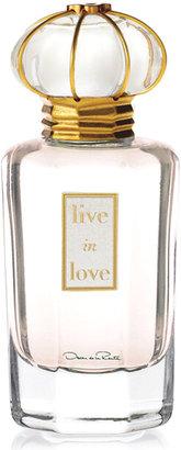 Oscar de la Renta Live in Love Eau de Parfum, 1.7 oz
