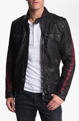 Diesel 'Liris' Leather Jacket