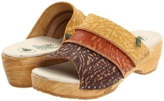 El Naturalista Iggdrasil Wood N167 (Brown Mix Leather) - Footwear