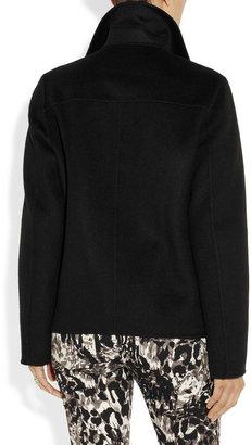 Alexander Wang Wool-blend felt jacket