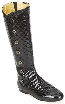 French Sole PUMPKIN women's High Boots in Black