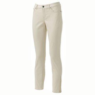 JLO by Jennifer Lopez embellished skinny jeans