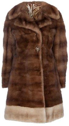 Italian Tailored Vintage Vintage mink fur coat