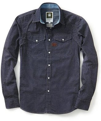 G Star Raw Cargo Arizona Dot Shirt