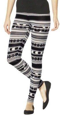 Mossimo Juniors Full Length Fashion Legging - Assorted Colors