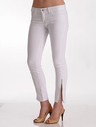 "J Brand Deal 10"" Zipper Jean"