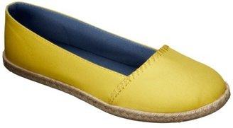 Merona Women's Lina Espadrille - Yellow