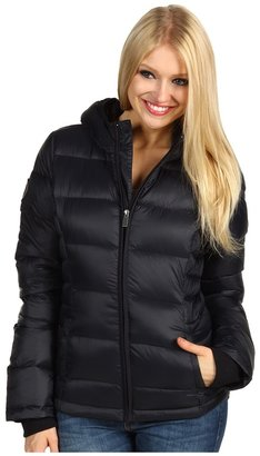 Roxy Newport Beach Jacket (Juniors) (True Black) - Apparel
