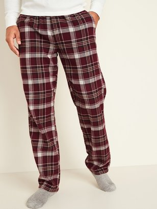Old Navy Plaid Flannel Pajama Pants for Men