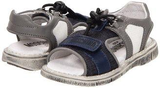 Moschino 25116 (Toddler) (Denim) - Footwear