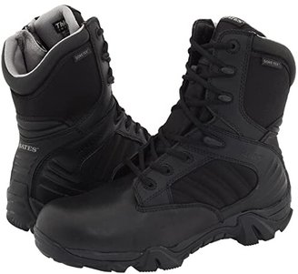 Bates Footwear GX-8 GORE-TEX(r) Side-Zip Boot (Black) Men's Work Boots