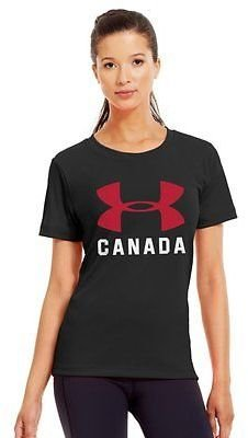 Under Armour Women's Canada Pride T-Shirt