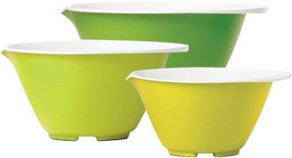 Chef'N CHEF N Sleekstor 3-pc. Nesting Bowls Set