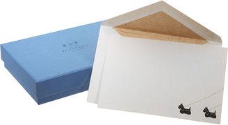 Smythson Scottie Dogs Correspondence Cards
