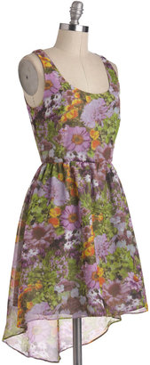 BB Dakota Watercolor My World Dress