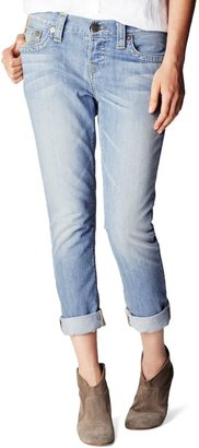 True Religion Brianna Boyfriend Womens Jean