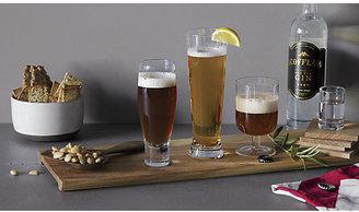 CB2 Salud Beer Glass